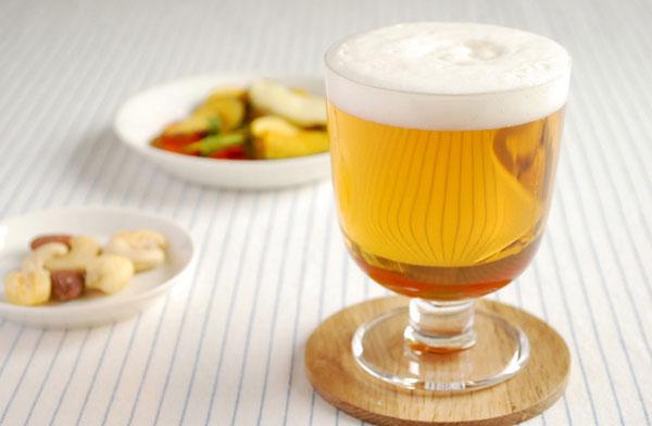 ビールやアイスコーヒーにちょうど良い、おしゃれなグラス