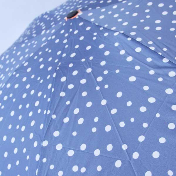 世界で初めて折りたたみ傘を商品化した会社の、おしゃれな折りたたみ傘