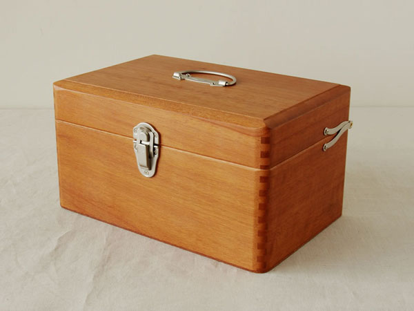 倉敷意匠計画室(くらしきいしょうけいかくしつ)救急箱S 薬箱 救急ボックス