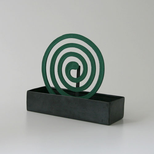 ヨーガンレール/ババグーリ/蚊取り線香入れ(蚊やり・蚊遣り)/丸型