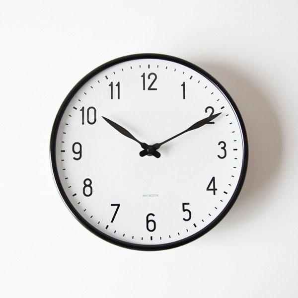 デザイン大国デンマークの国民的なデザインの、おしゃれな壁掛け時計
