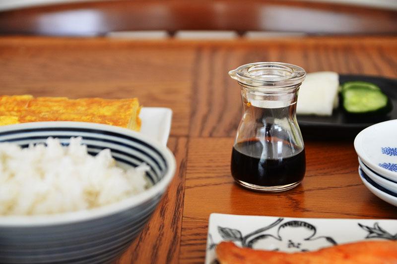 木村硝子×Luft(ルフト)しょう油差し