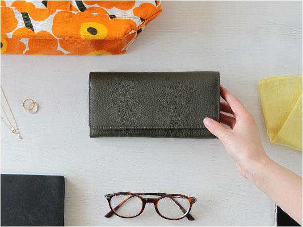 毎日使うものだからこそこだわりたい、おしゃれなマリメッコの長財布