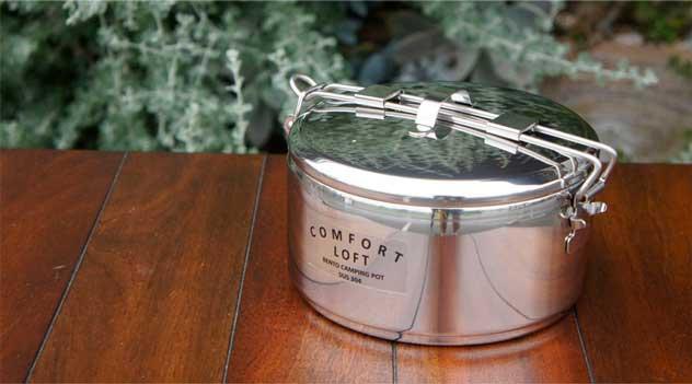鍋としても使える、アウトドアにおすすめのおしゃれなお弁当箱