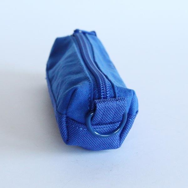シンプルデザインの、おしゃれな倉敷帆布のペンケース