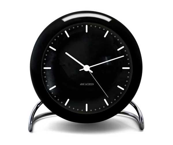 北欧デザインの、おしゃれな置き時計