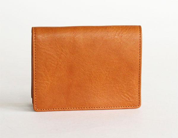 より多く収納できる、おしゃれな天然皮革のカードケース