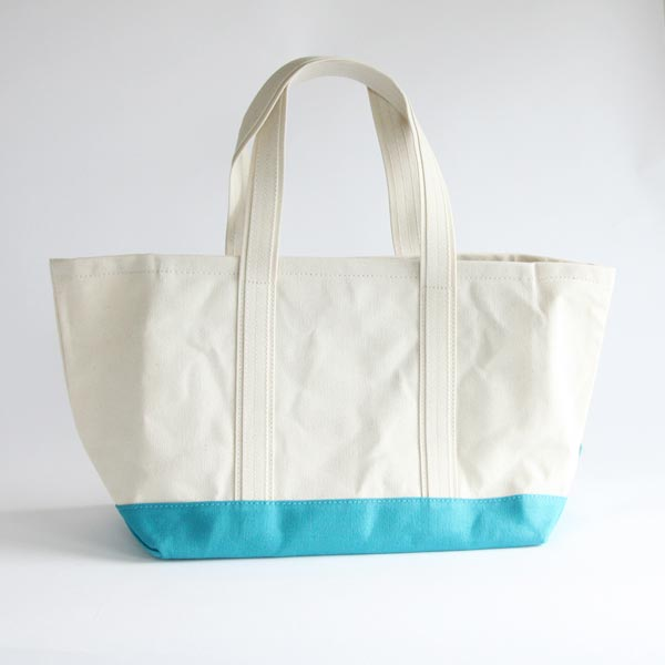 シンプルでおしゃれな倉敷帆布のトートバッグ