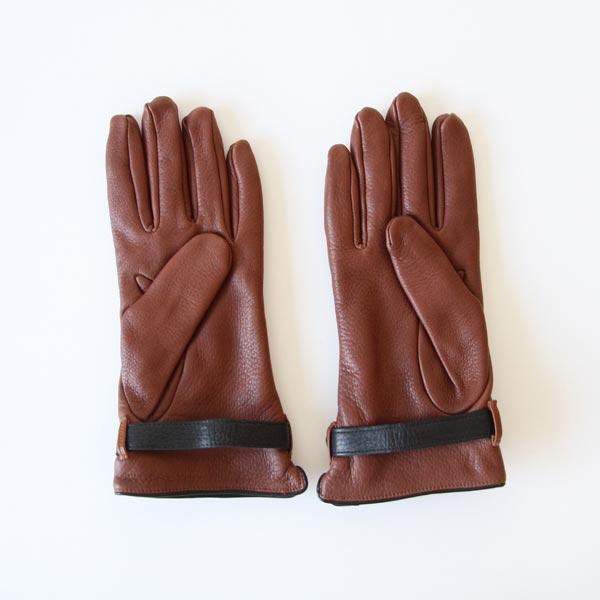 おしゃれな男性用革手袋