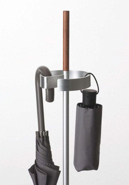 シンプルでスタイリッシュな、おしゃれな傘立て