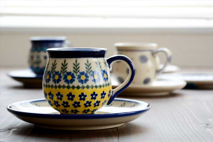 オトナ女子も満足させる、おしゃれな東欧のマグカップ