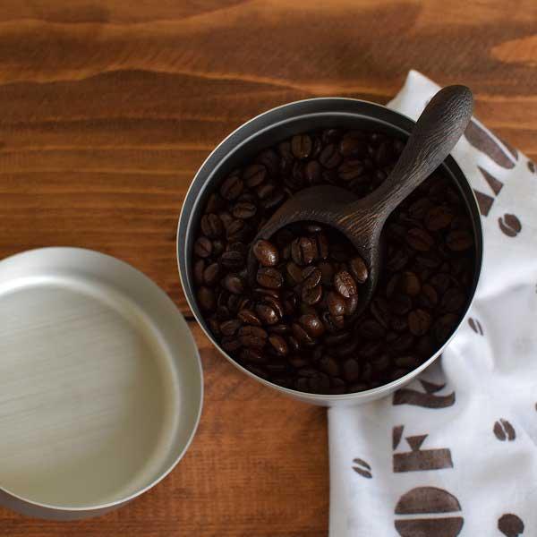 機能美を備えた一生モノのおしゃれなコーヒー缶