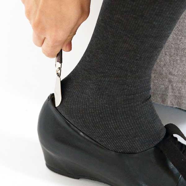 おしゃれな携帯用靴ベラ