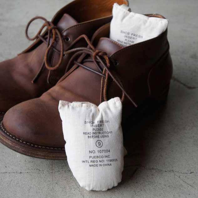おしゃれな天然の靴用消臭剤