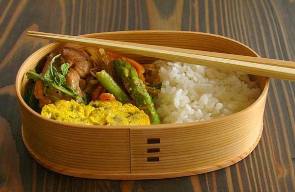伝承される日本の美しくおしゃれなお弁当箱