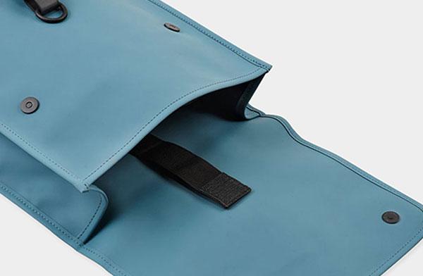 13インチのノートパソコンを持ち運ぶのにおすすめの、シンプルなデザインのおしゃれなバックパック