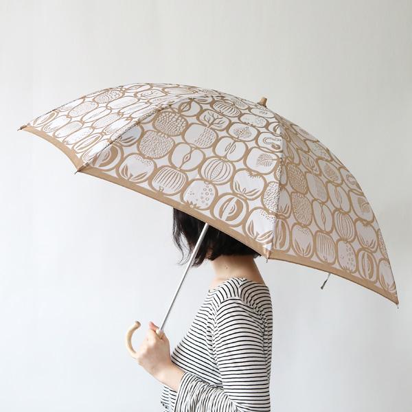 持ち歩きたくなる、おしゃれな晴雨兼用折り畳み傘