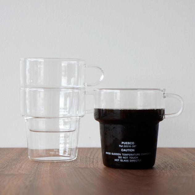 マグカップの形をしたおしゃれなグラス
