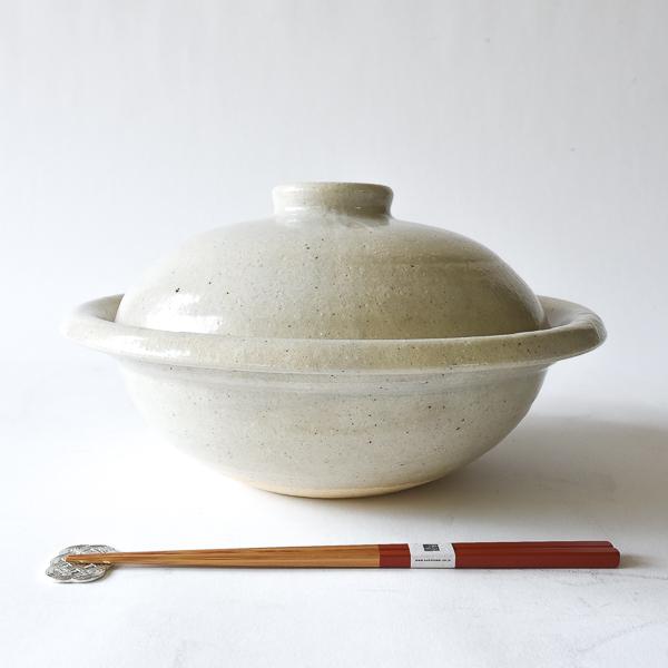 意外にも軽くて使いやすい、おしゃれな伊賀焼きの土鍋