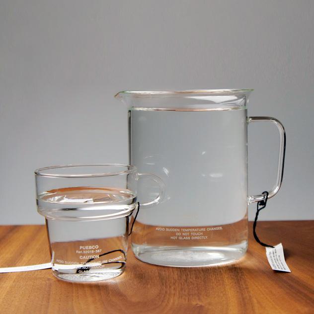 ピッチャーにもなる、耐熱ガラス製のおしゃれなポップコーンメーカー