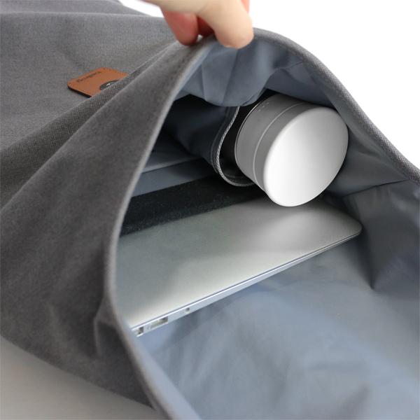 機能性と機動性を兼ね備えた、おしゃれでシンプルデザインなバックパック