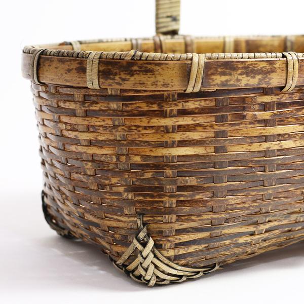 機能性と美しさを感じる、おしゃれな竹籠