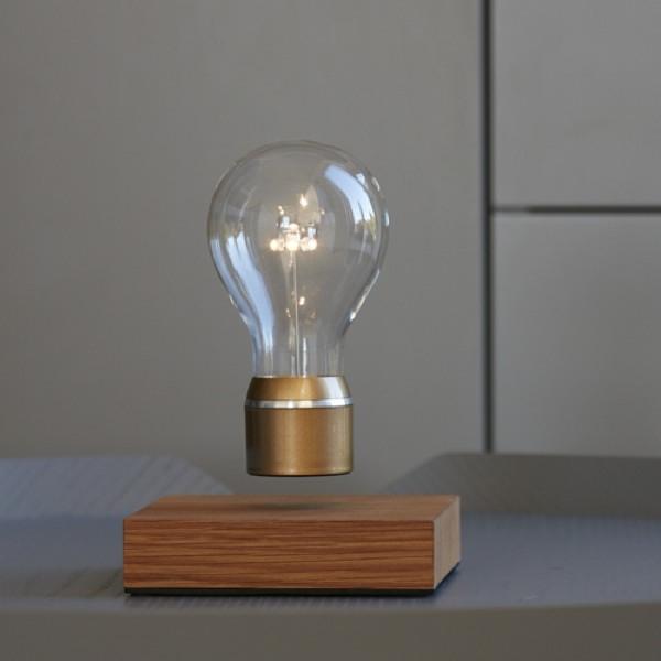 芸術的な美しさの、空中に浮くおしゃれなLED電球