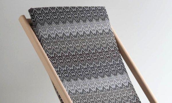 持ち運びが便利な、おしゃれな折り畳み式ロッキングチェア