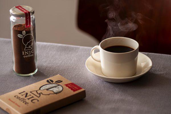 """""""たった5秒""""で本格的な味と香りが楽しめる、おしゃれなコーヒーパウダー"""
