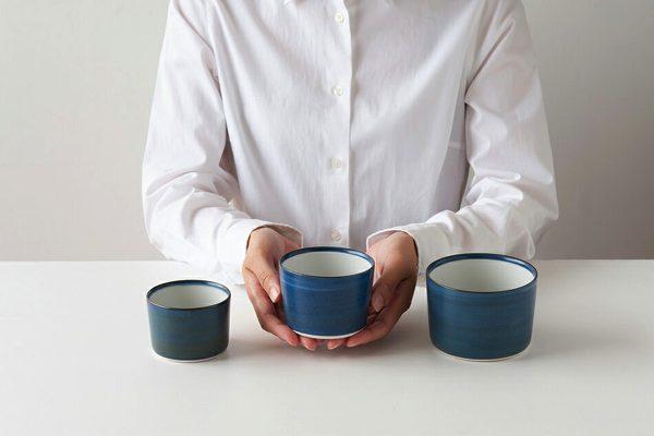 使い方を限定しない、おしゃれな和と北欧が織りなすマルチなカップ