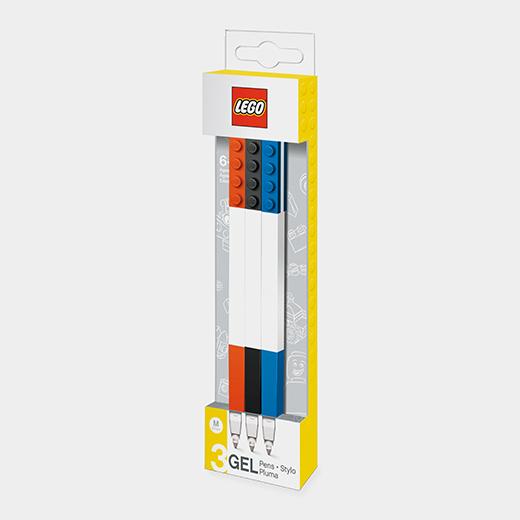 レゴブロックが付いた、おしゃれなボールペン