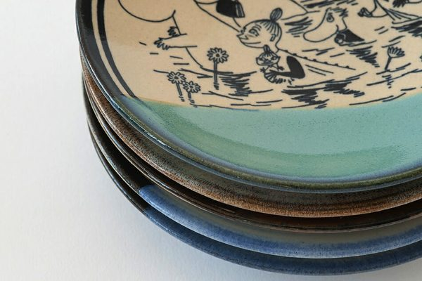 北欧と日本が織り成す、趣のあるおしゃれなお皿