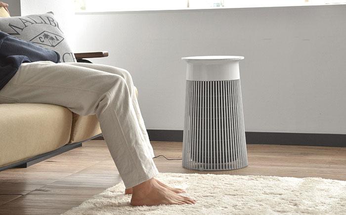 機能的で美しい、計算されつくしたデザインのおしゃれな空気清浄機