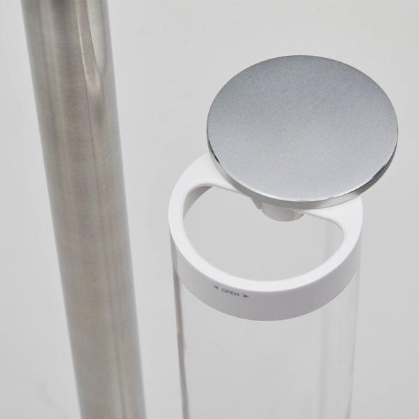 まんべんなく部屋中を潤わす、おしゃれで美しいデザインの加湿器