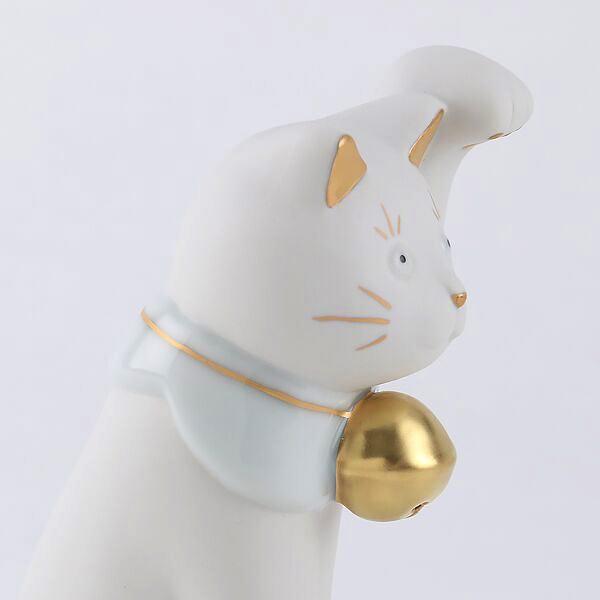 穏やかな表情が魅力の、おしゃれな招き猫