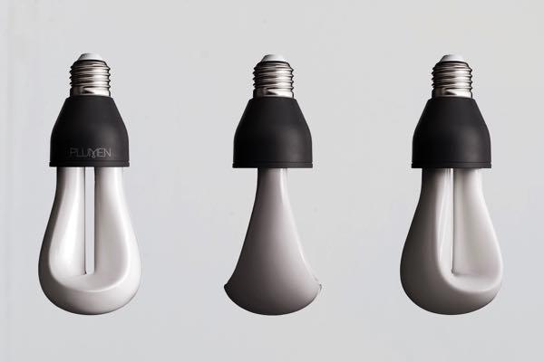 美しいデザインに加えて使い勝手や環境への配慮も両立した、シェードのいらないおしゃれな省エネランプ