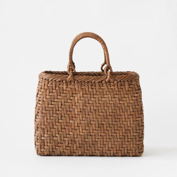 親子3代まで使える、非常に貴重でおしゃれな籠バッグ