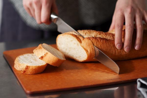 切れ味の良さが持続する、おしゃれな包丁