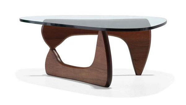 アートを超えた機能性を備える、20世紀を代表するおしゃれな傑作コーヒーテーブル