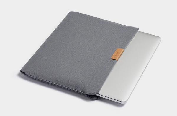 MacBook Airにおすすめの、スリムに持ち運べるおしゃれなノートPCケース