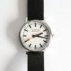 おしゃれなスイスの登山鉄道の腕時計